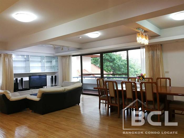 Prompong Mansion - For Rent 3 Beds Condo Near BTS Phrom Phong, Bangkok, Thailand | Ref. TH-QHOXZECS