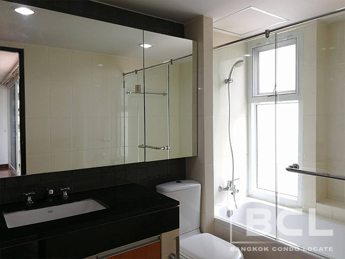 Prompong Mansion - For Rent 3 Beds Condo Near BTS Phrom Phong, Bangkok, Thailand | Ref. TH-ENOWLLFU