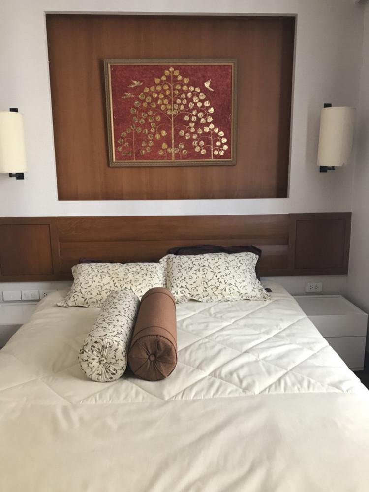 Langsuan Ville - For Rent 2 Beds Condo Near BTS Chit Lom, Bangkok, Thailand | Ref. TH-BJQNMJDN