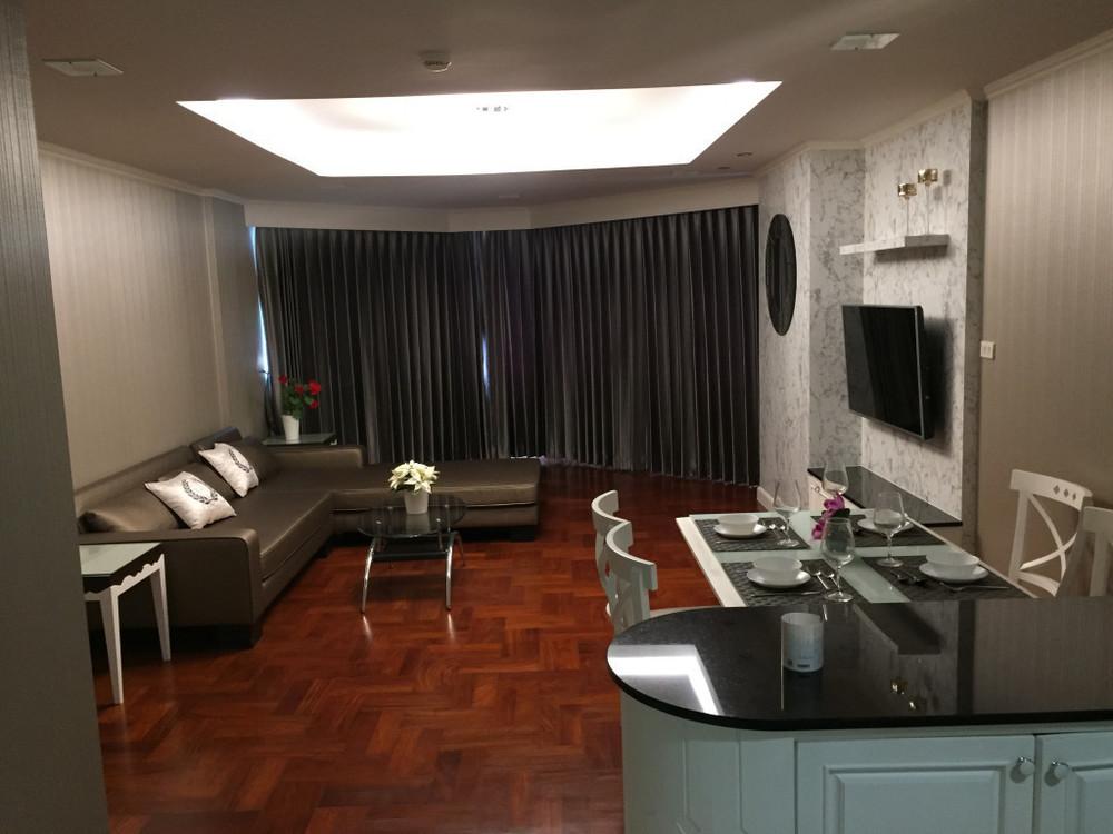 Lake Avenue - В аренду: Кондо c 1 спальней возле станции BTS Asok, Bangkok, Таиланд | Ref. TH-UOQMCBJS