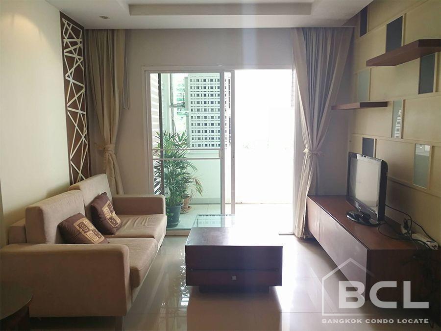 Charan Tower - For Rent 1 Bed コンド Near BTS Phrom Phong, Bangkok, Thailand | Ref. TH-MTHCGJJI