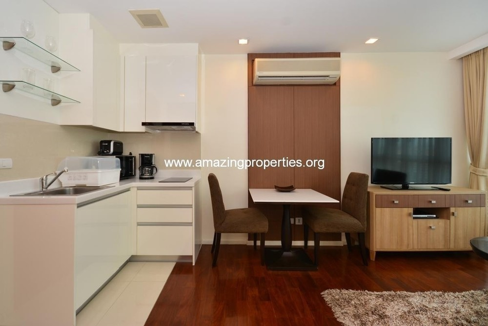 จีเอ็ม เซอร์วิส อพาร์ตเมนท์ - ให้เช่า คอนโด 1 ห้องนอน คลองเตย กรุงเทพฯ | Ref. TH-JPYRCXUN