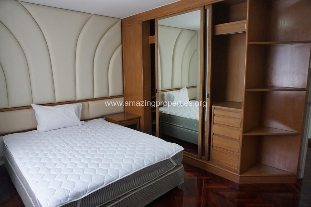 Four Wings Mansion - В аренду: Кондо с 3 спальнями в районе Watthana, Bangkok, Таиланд | Ref. TH-GYZYNEGM