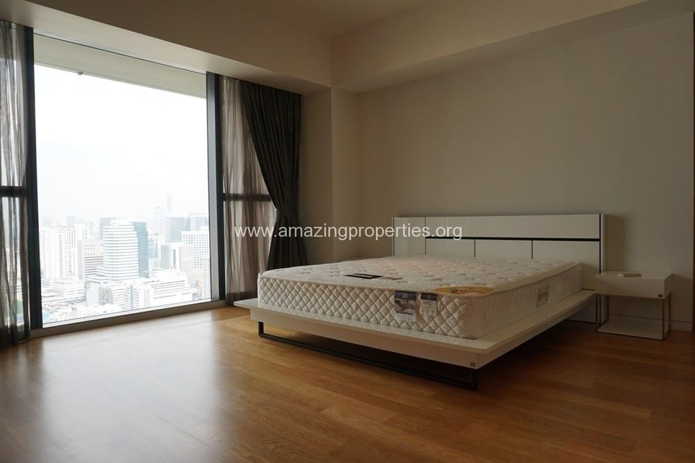 เดอะ เม็ท - ให้เช่า คอนโด 4 ห้องนอน ติด BTS ช่องนนทรี | Ref. TH-QFFXCQWN