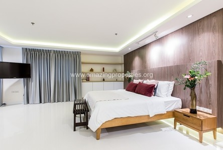 For Sale or Rent 3 Beds Condo Near MRT Phetchaburi, Bangkok, Thailand