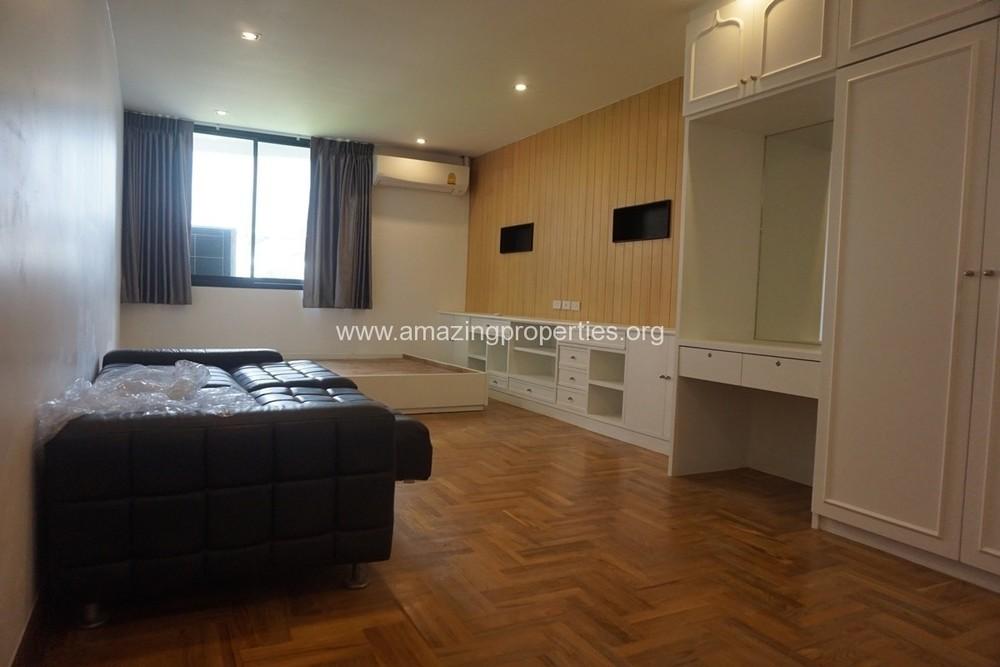Premier Condominium - В аренду: Кондо с 2 спальнями возле станции BTS Phrom Phong, Bangkok, Таиланд | Ref. TH-QKSKPKET