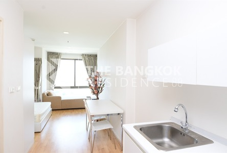For Rent Condo 26 sqm in Din Daeng, Bangkok, Thailand