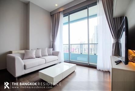 В аренду: Кондо с 2 спальнями возле станции MRT Phetchaburi, Bangkok, Таиланд