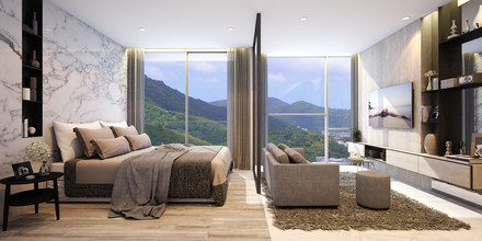 Located in the same area - Patong Bay Hill 2