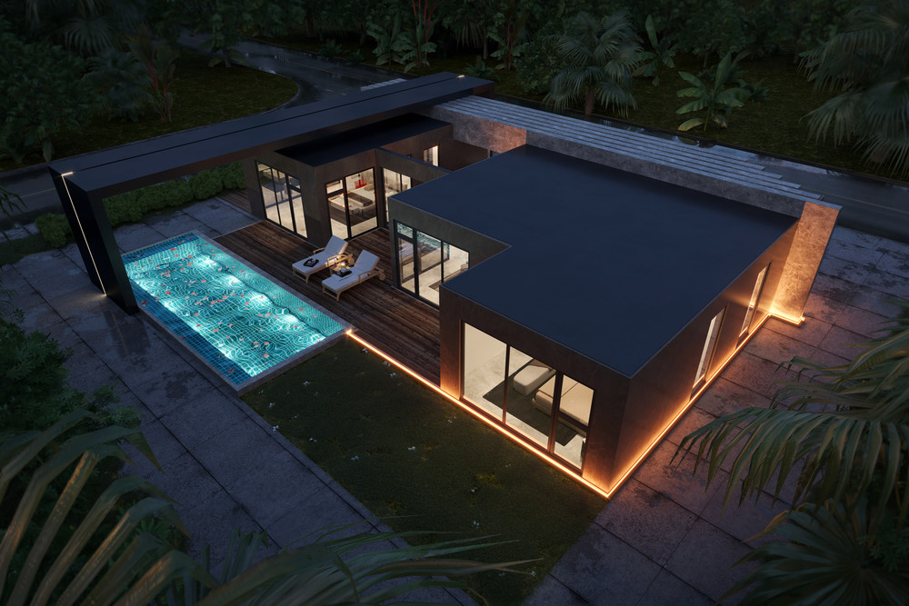 Utopia Maikhao - For Sale 3 Beds コンド in Thalang, Phuket, Thailand   Ref. TH-VRVAFWYE