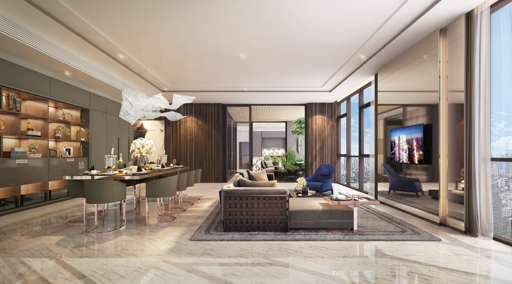 The Monument Thong Lo - For Sale 2 Beds Condo in Watthana, Bangkok, Thailand | Ref. TH-HQGLUAFS