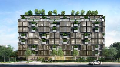 Located in the same area - Walden Sukhumvit 39