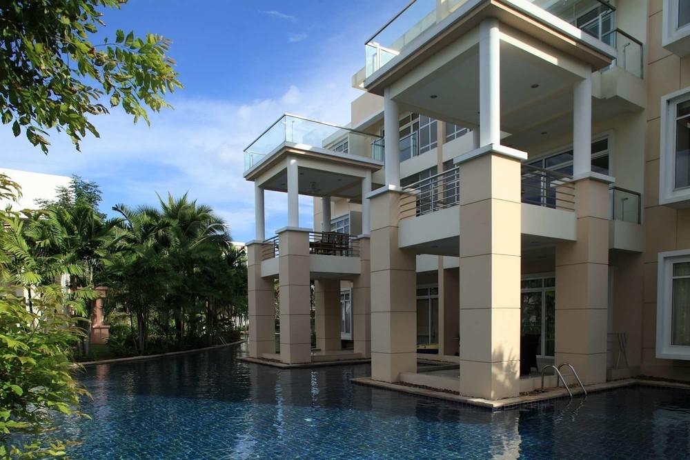 Hua Hin Blue Lagoon Condo - For Sale 2 Beds コンド in Cha Am, Phetchaburi, Thailand   Ref. TH-DHNDGDMQ
