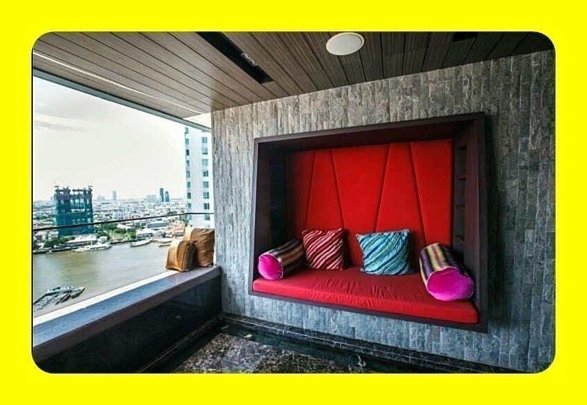 Watermark Chaophraya - For Sale 4 Beds Condo in Khlong San, Bangkok, Thailand | Ref. TH-WNIRCGKJ
