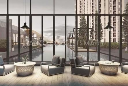 For Rent Condo 22 sqm in Huai Khwang, Bangkok, Thailand