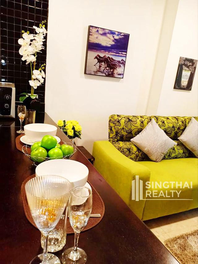 Nusasiri Grand - For Rent 2 Beds Condo Near BTS Ekkamai, Bangkok, Thailand | Ref. TH-DOQBXUYL