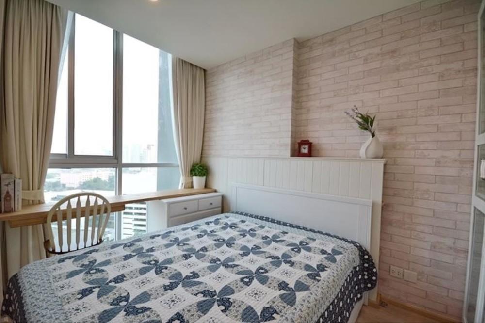 โนเบิล รีวอลฟ์ รัชดา - ขาย หรือ เช่า คอนโด 1 ห้องนอน ติด MRT ศูนย์วัฒนธรรมแห่งประเทศไทย | Ref. TH-SCKJNXHQ