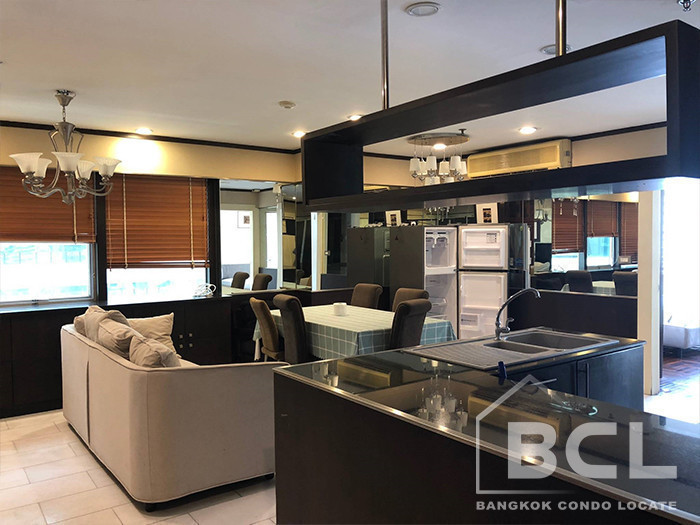 Asoke Place - For Rent 2 Beds Condo Near MRT Sukhumvit, Bangkok, Thailand | Ref. TH-TICEQBRI