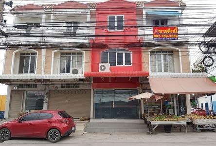 ขาย อาคารพาณิชย์ 3 ห้องนอน บางละมุง ชลบุรี