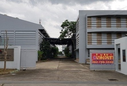 For Rent Warehouse 800 sqm in Mueang Pathum Thani, Pathum Thani, Thailand
