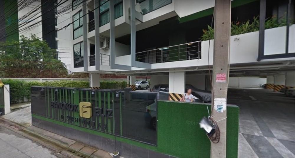 Bangkok Feliz Sukhumvit 69 - For Sale 2 Beds Condo Near BTS Phra Khanong, Bangkok, Thailand   Ref. TH-FGESDTIV