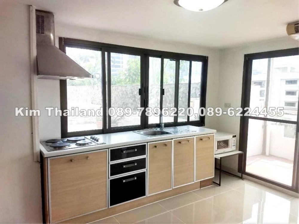 The Waterford Condominium - For Rent 1 Bed コンド in Watthana, Bangkok, Thailand   Ref. TH-OQXYFMQD