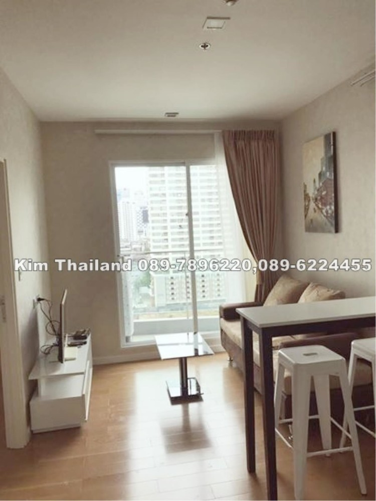 Condolette Ize Ratchathewi - For Rent 1 Bed Condo Near BTS Ratchathewi, Bangkok, Thailand | Ref. TH-NHBCNJTD