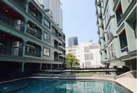 For Rent 1 Bed Condo Near BTS Phloen Chit, Bangkok, Thailand