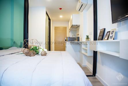 For Rent 1 Bed Condo in Mueang Samut Prakan, Samut Prakan, Thailand