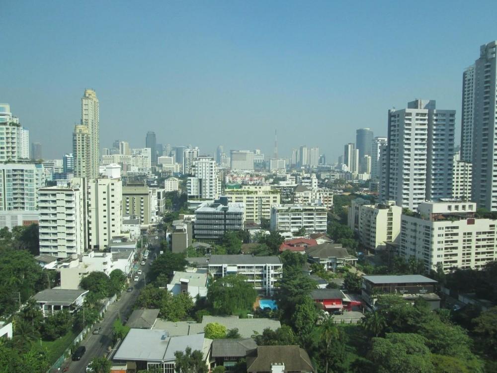 Bangkok View Tower - For Rent 3 Beds Condo Near BTS Phrom Phong, Bangkok, Thailand | Ref. TH-WUYVSZCI