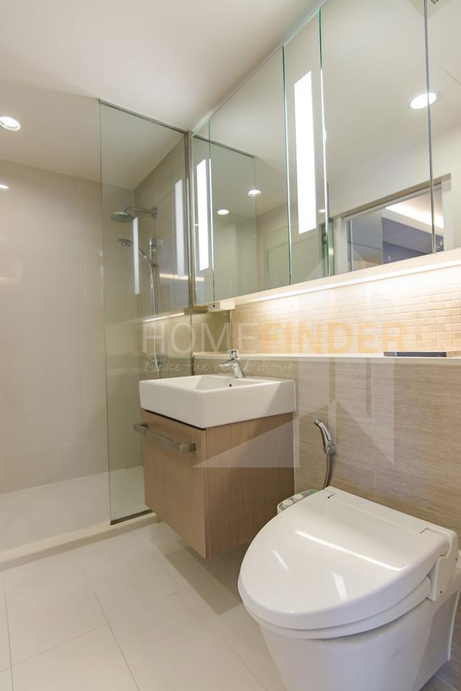 MODE Sukhumvit 61 - В аренду: Кондо c 1 спальней возле станции BTS Ekkamai, Bangkok, Таиланд   Ref. TH-BXOUFCXN