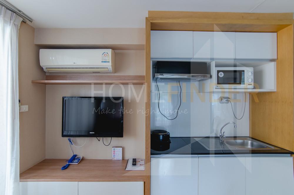 กรีนวิว เอกมัย 10 - ให้เช่า คอนโด 1 ห้องนอน บางบอน กรุงเทพฯ | Ref. TH-ZDQRMFNJ
