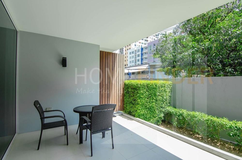 Greenery Place - For Rent 2 Beds Condo Near BTS Ekkamai, Bangkok, Thailand   Ref. TH-HUANAONW