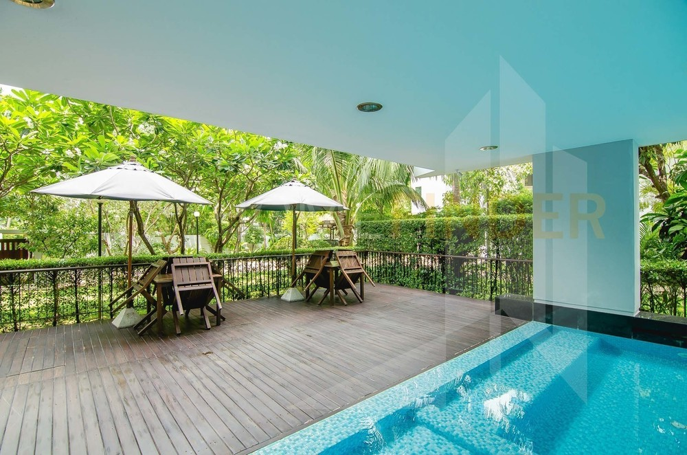 Greenery Place - For Rent 3 Beds Condo Near BTS Ekkamai, Bangkok, Thailand | Ref. TH-VZWJYGLO