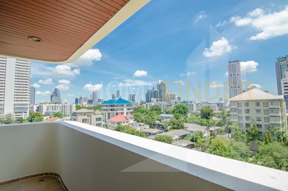Charan Tower - В аренду: Кондо с 3 спальнями возле станции BTS Phrom Phong, Bangkok, Таиланд | Ref. TH-JFKFWABB
