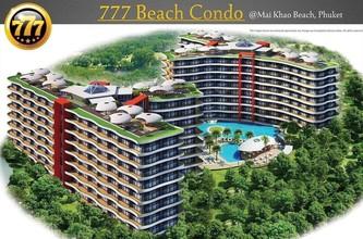 Located in the same area - 777 Beach Condo Maikhao