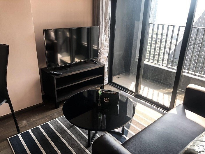 Ideo Q Siam - Ratchathewi - For Sale or Rent 1 Bed コンド Near BTS Phaya Thai, Bangkok, Thailand | Ref. TH-ZFWPZPOS