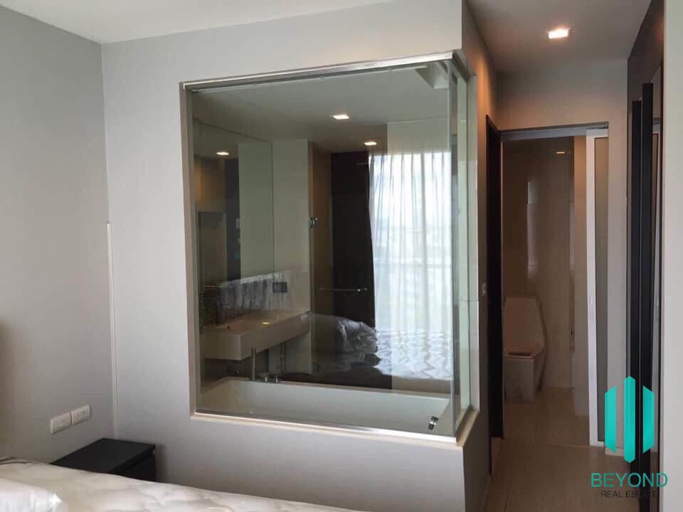 ริทึ่ม สุขุมวิท 44/1 - ให้เช่า คอนโด 1 ห้องนอน ติด BTS พระโขนง | Ref. TH-NTNKDGBZ