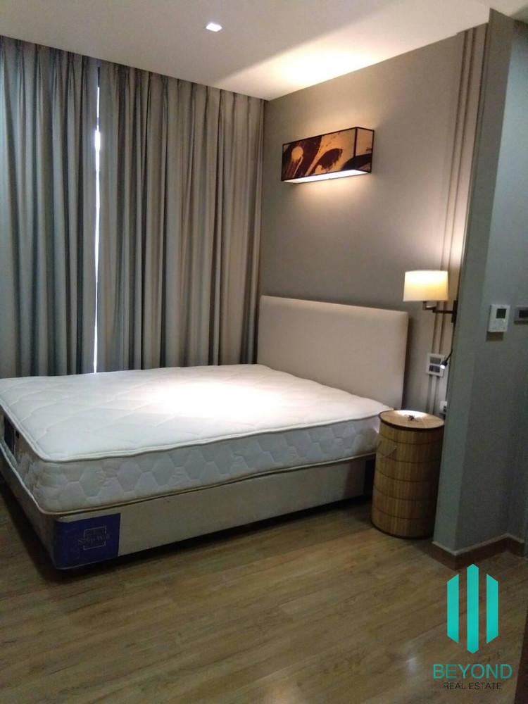 กีรธนา เรสซิเด็นซ์ - ให้เช่า คอนโด 2 ห้องนอน ติด BTS อโศก | Ref. TH-RJJRSSVW