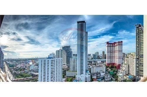 Baan Klangkrung - For Sale 2 Beds コンド in Phaya Thai, Bangkok, Thailand | Ref. TH-UUEBDHII
