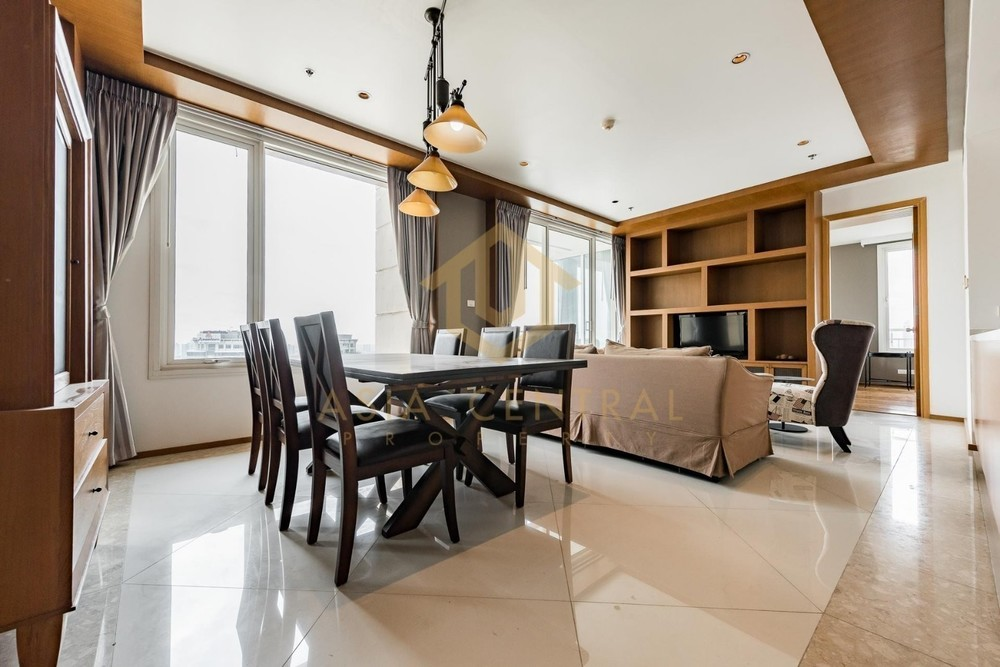 The Empire Place - For Rent 3 Beds コンド Near BTS Chong Nonsi, Bangkok, Thailand | Ref. TH-FTOSJPLN