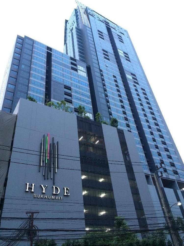 Hyde Sukhumvit - Продажа: Кондо c 1 спальней возле станции BTS Nana, Bangkok, Таиланд   Ref. TH-HTMAZMRX