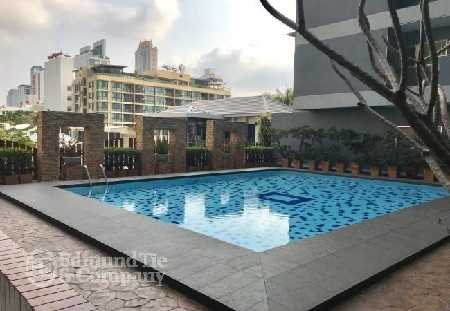 Prasanmit Condominium - For Rent 1 Bed Condo Near MRT Sukhumvit, Bangkok, Thailand | Ref. TH-RVEAUWWZ