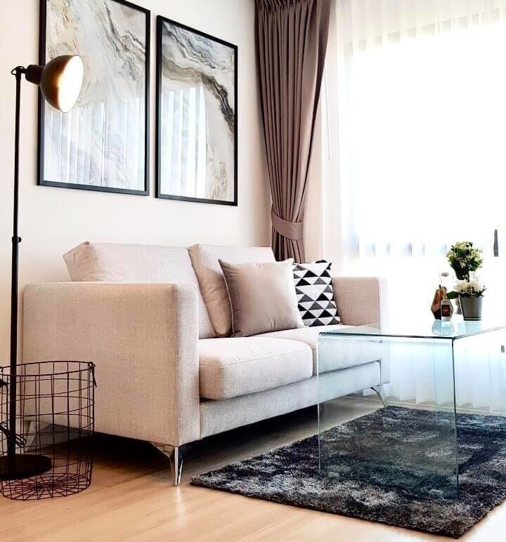 The Nest Sukhumvit 22 - For Rent 1 Bed Condo in Khlong Toei, Bangkok, Thailand   Ref. TH-SNJTCXQA