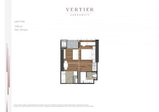 Located in the same building - Vertier Sukhumvit