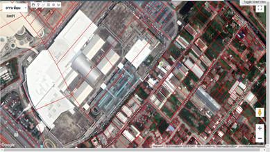 ตั้งอยู่บริเวณพื้นที่เดียวกัน - คันนายาว กรุงเทพฯ