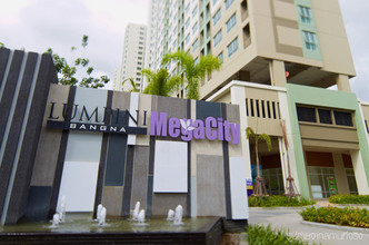 Located in the same building - Lumpini Mega City Bangna