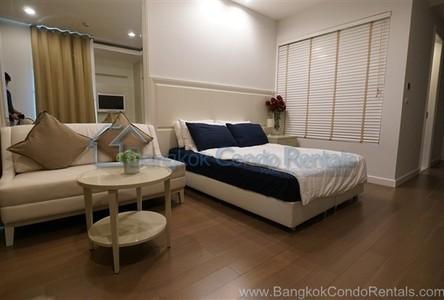 Продажа или аренда: Кондо c 1 спальней возле станции BTS Chit Lom, Bangkok, Таиланд