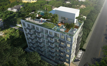 Located in the same area - C View Residence Pattaya