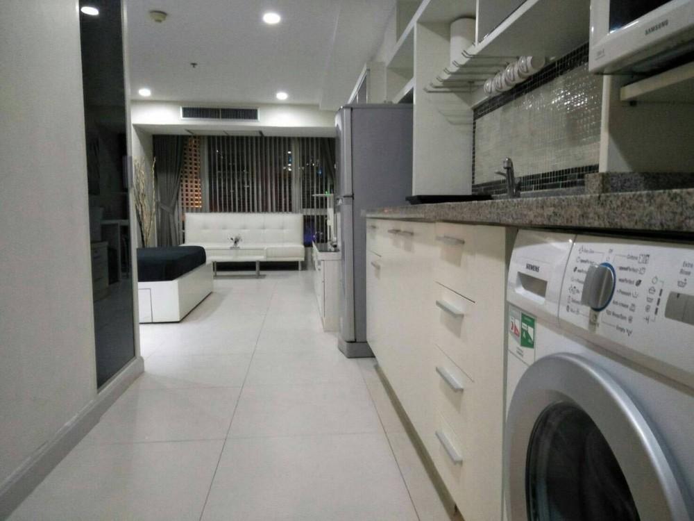 The Trendy Condominium - For Rent Condo 36 sqm Near BTS Nana, Bangkok, Thailand   Ref. TH-HXGNYCGR